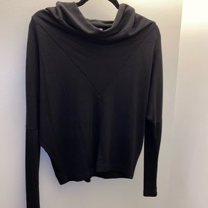 Black Turtle Neck Sweater
